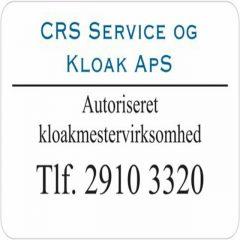 CRS Service og Kloak ApS
